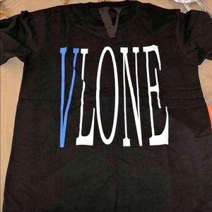 Vlone python shirt Medium